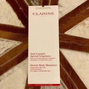 Clarins Stretch Mark Minimizer NWT!!